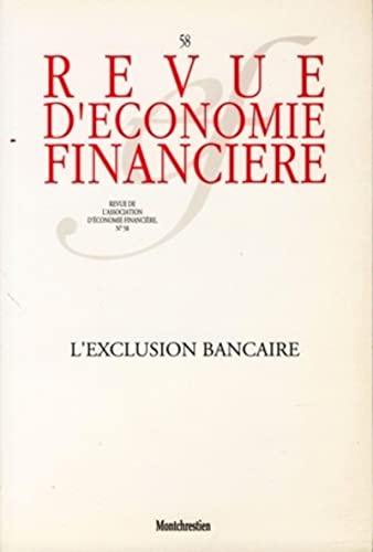 9782911144530: L'Exclusion bancaire