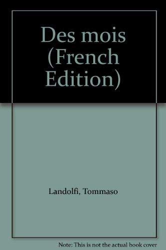 Des mois (2911188292) by Landolfi, Tommaso; Landolfi, Idolina; Baccelli, Monique