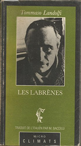 Les Labrenes (French Edition) (291118856X) by [???]