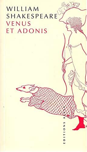 9782911188947: Vénus et Adonis