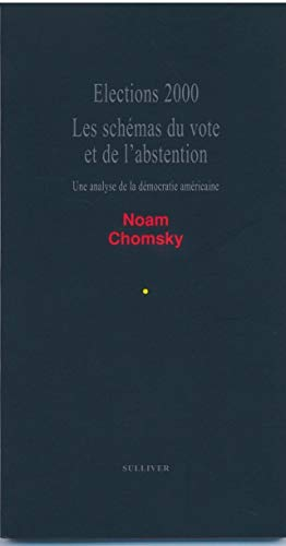 Elections 2000 (291119974X) by Chomsky, Noam
