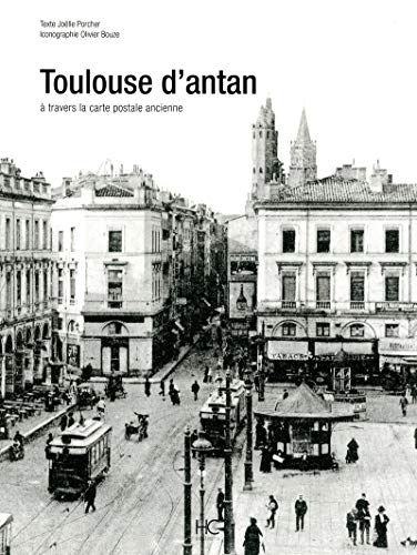 Toulouse d'atan (French Edition): Joëlle Porcher