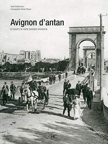 9782911207303: Avignon D'Antan