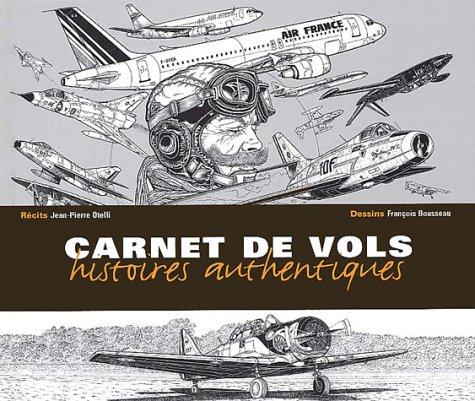 Carnet de vols (French Edition): François Bousseau