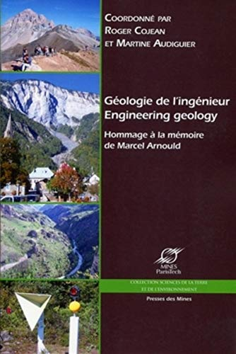 Geologie de l'ingenieur (French Edition): Cojean Audiguer