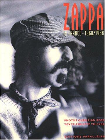 9782911290039: Zappa in France 1968/1988
