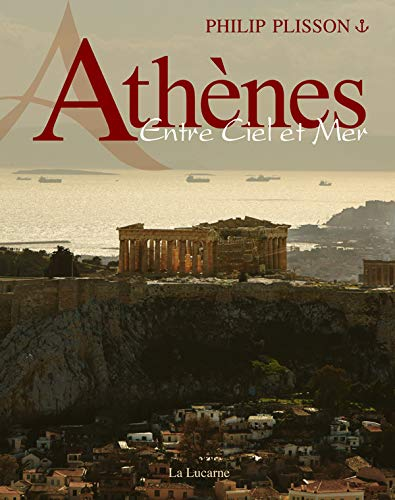 9782911354328: Athens: Between Sky and Sea