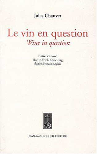 9782911361081: le vin en question