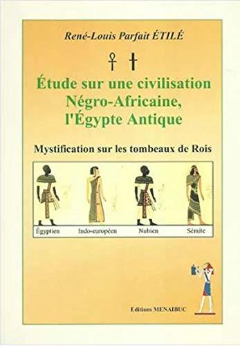 9782911372094: etude sur une civilisation negro-africaine, l'egypte antique