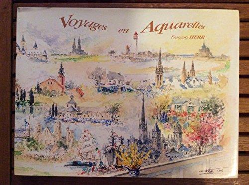 9782911408007: Voyages en aquarelles