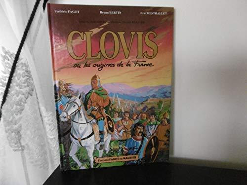 9782911431005: Clovis ou Les origines de la France: Une bande dessin�e