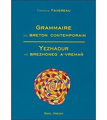 9782911447129: Grammaire du breton contemporain