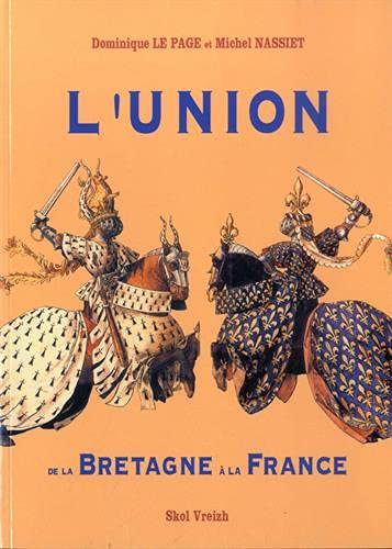 L'union de la Bretagne à la France