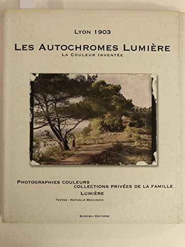 Autochromes Lumiere (French Edition)