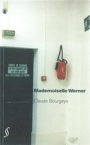 9782911511097: Mademoiselle Werner