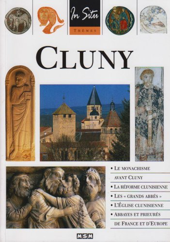 9782911515798: Cluny (in situ)