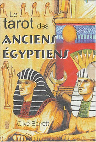 9782911525599: Le tarot des anciens Egyptiens (1Jeu) (French Edition)