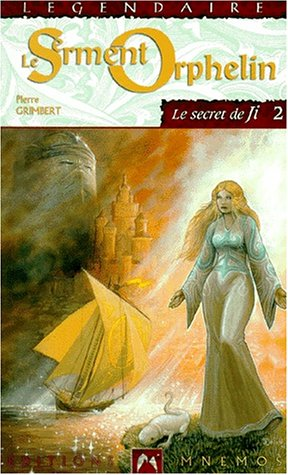 9782911618116: Le secret de Ji, Tome 2 : Le serment orphelin