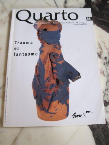 9782911636097: Revue Quarto 63