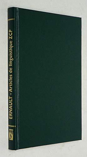 9782911647208: Articles de linguistique bretonne : Parus dans Zeitschrift für celtische Philologie, 1897-1901 (Bibliothèque bretonne)
