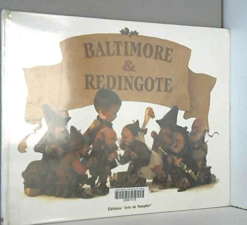 Baltimore et Redingote: Jean-Baptiste Monge