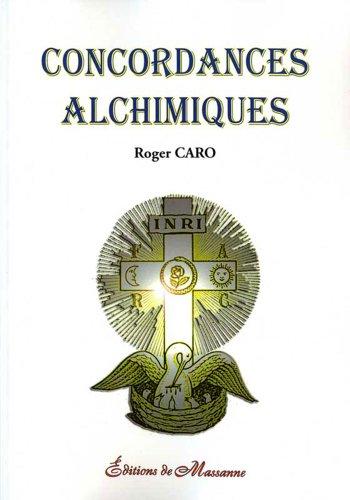 9782911705168: Concordances Alchimiques
