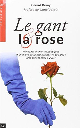 9782911722387: Le gant et la Rose