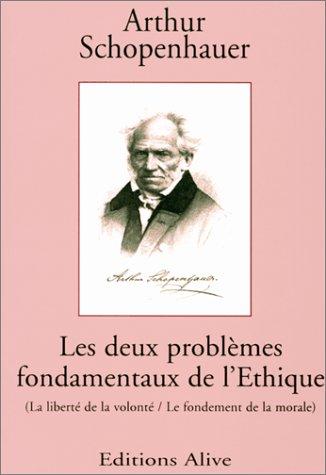 9782911737084: Les Deux problèmes fondamentaux de l'éthique