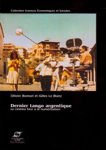 9782911762420: Dernier tango argentique