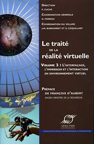 Interfacage Immersion Et Interaction En (French Edition): Collectif