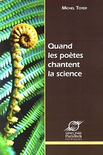 9782911762901: Quand les poetes chantent la science (French Edition)