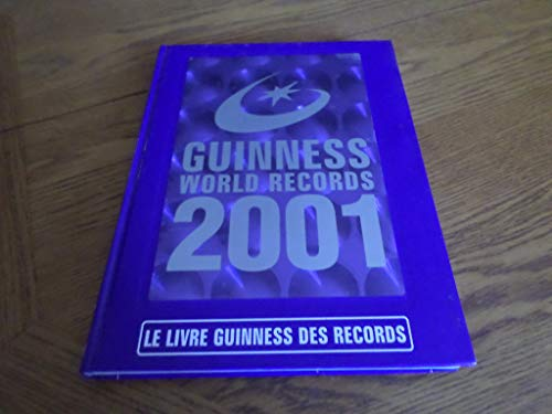 9782911792236: Livre Guinness records, 2001