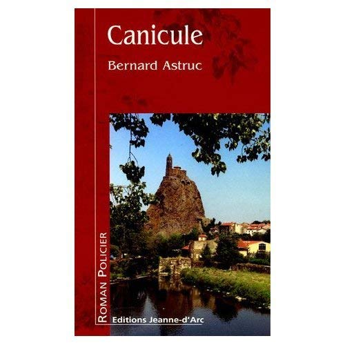 9782911794445: Canicule (French Edition)