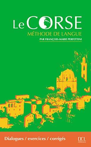 9782911797637: Le Corse : Méthode de langue (1 livre + 3 CD audio)