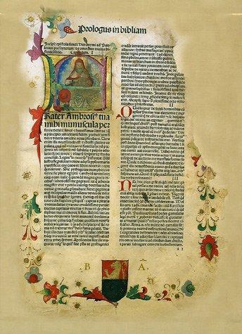 9782911797835: La Bible : A Biblia (French Edition)