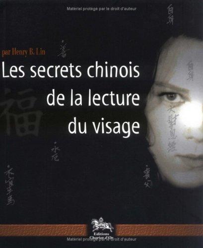 9782911806308: Les secrets chinois de la lecture du visage