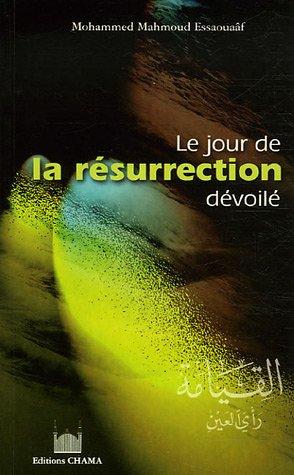 9782911807053: Jour de la resurrection devoile
