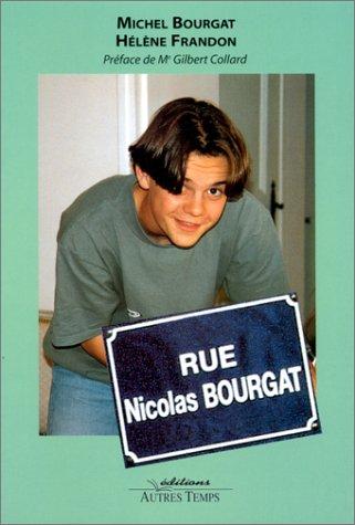 9782911873461: Rue Nicolas Bourgat