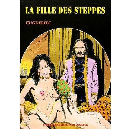 9782912003447: La Fille des Steppes