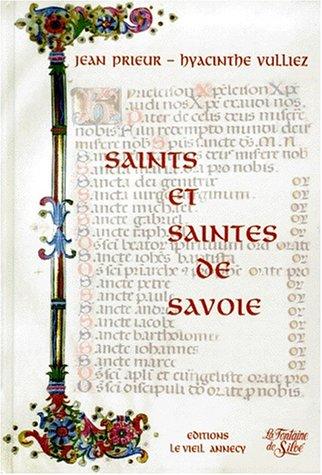 9782912008060: Saints et saintes de Savoie