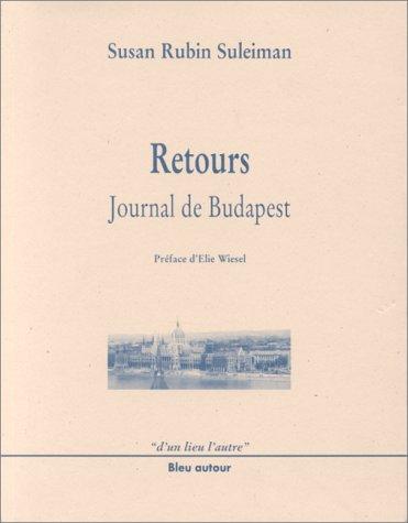 9782912019059: Retours - journal de budapest (French Edition)