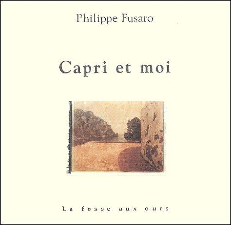 9782912042569: Capri et moi