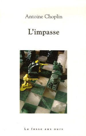 9782912042811: L'impasse