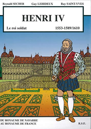 9782912064356: Henri IV