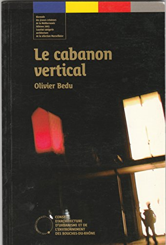 9782912074140: Le Cabanon vertical