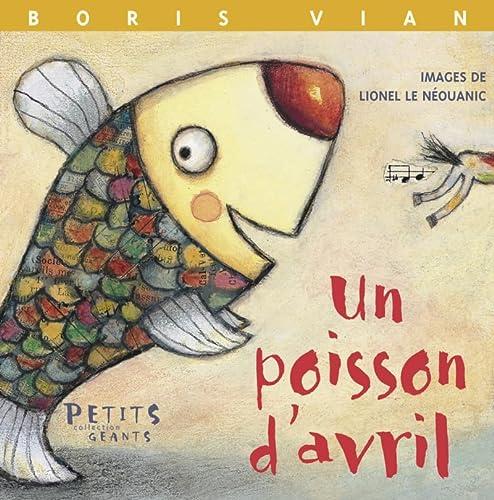 Un poisson d'avril: Boris Vian, Lionel Le NÃ ouanic
