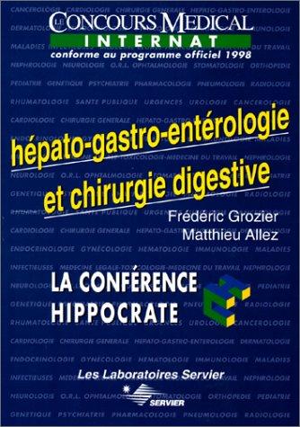 9782912176530: Hippocrate : hépato-gastro chirurgie