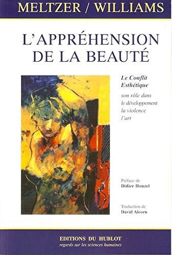 9782912186119: L'Appréhension de la Beauté