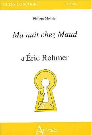 9782912232380: Ma nuit chez Maud d'Eric Rohmer