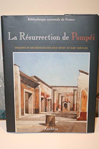 La résurrection de Pompéi: Bouquillard Jocelyn
